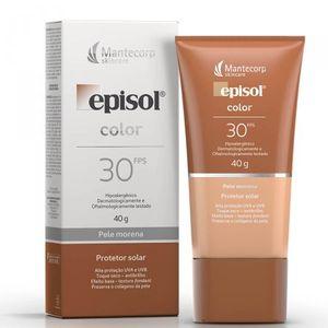 Protetor-Solar-Facial-Episol-Color-Pele-Morena-FPS30