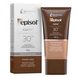 Protetor-Solar-Facial-Episol-Color-Pele-Morena-Mais-FPS30