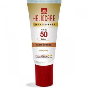 Protetor-Solar-Heliocare-Max-Defense-FPS50-Cor-Nude-Bronze