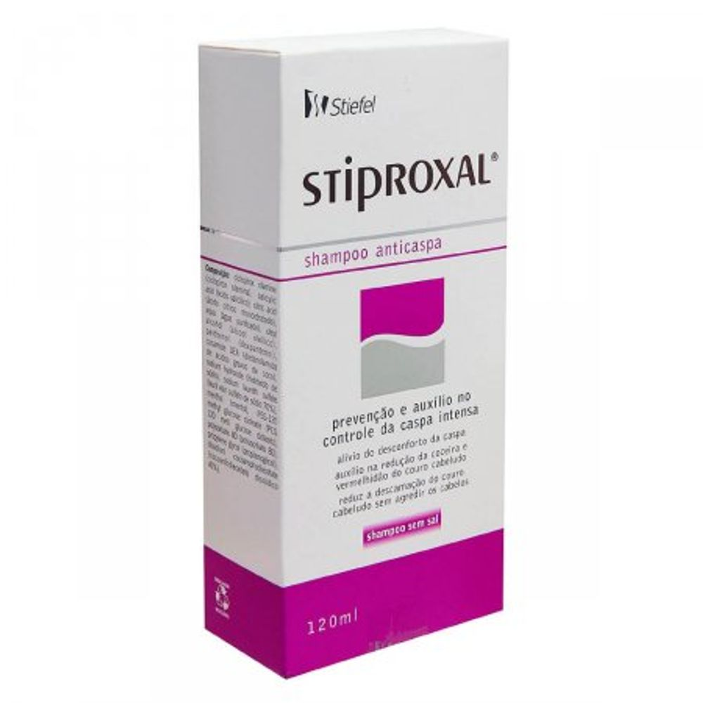 Shampoo-Anticaspa-Stiproxal