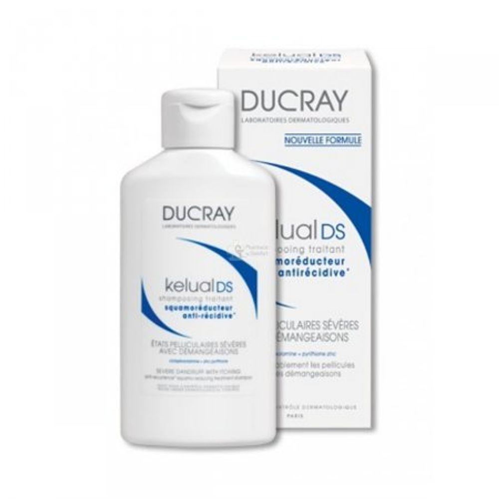 Shampoo-Anticaspa-Ducray-Kelual-DS