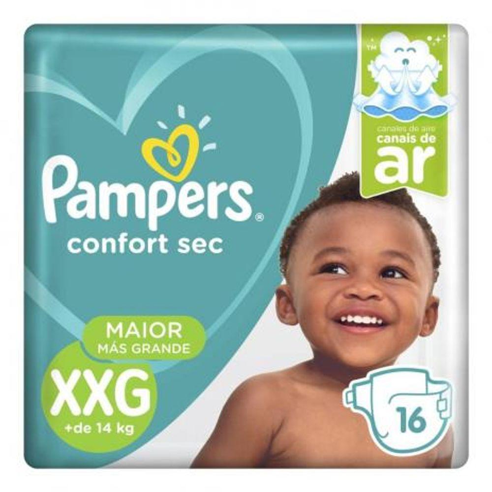 Fralda-Pampers-Confort-Sec-Tamanho-Extra-Extra-Grande-Com-16-Unidades-