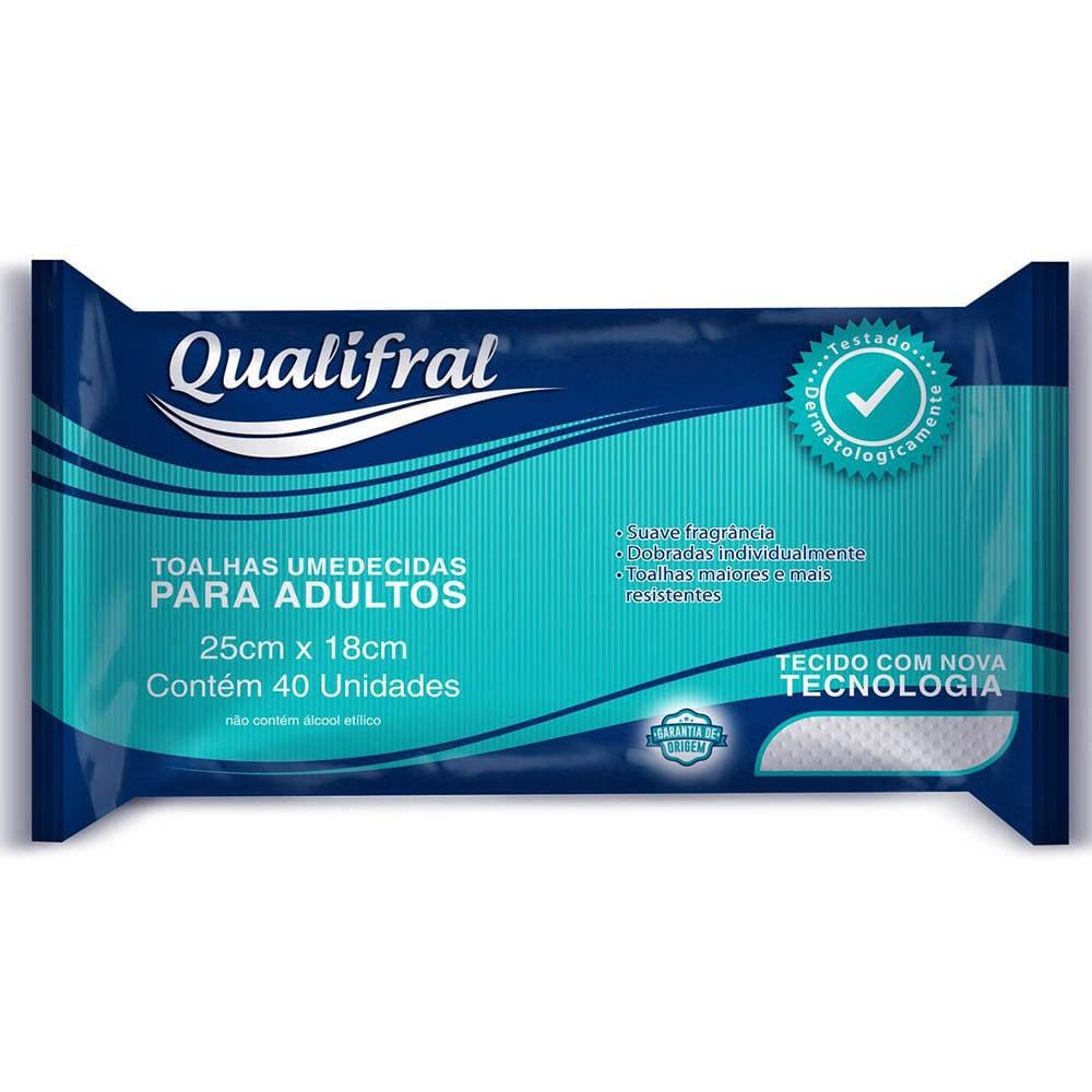 Toalha-Umedecida-Adulto-Qualifral-Com-40-Unidades