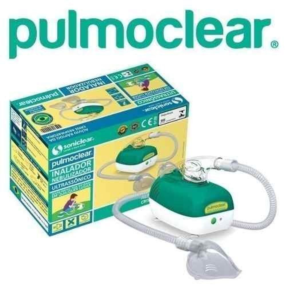 Inalador-Soniclear-Ultra-Pulmoclear-