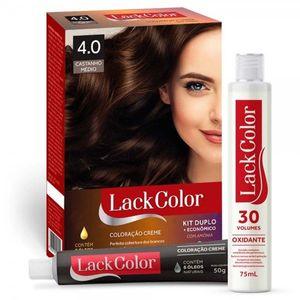Tintura-Lack-Color-Kit-Creme-4.0-Castanho-Medio