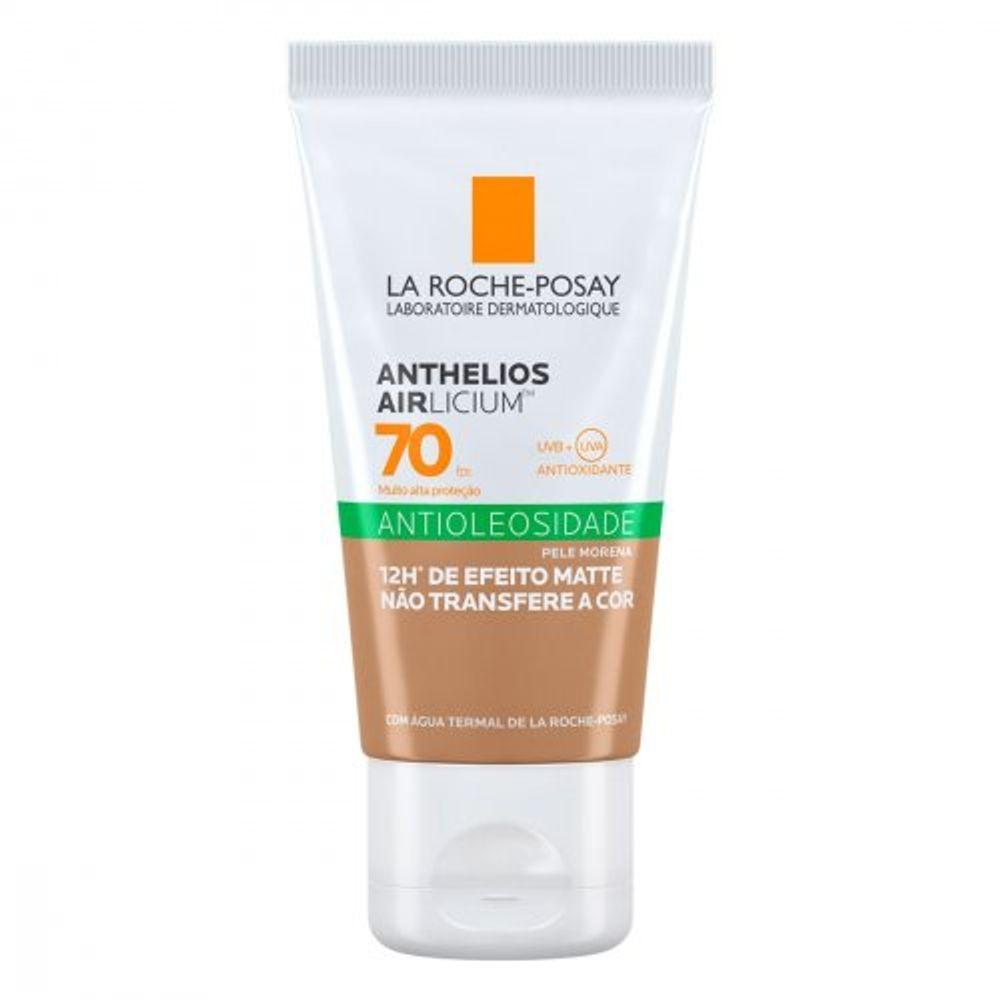 Protetor-Solar-Facial-Anthelios-AIRlicium-Antioleosidade-Pele-Morena-FPS70