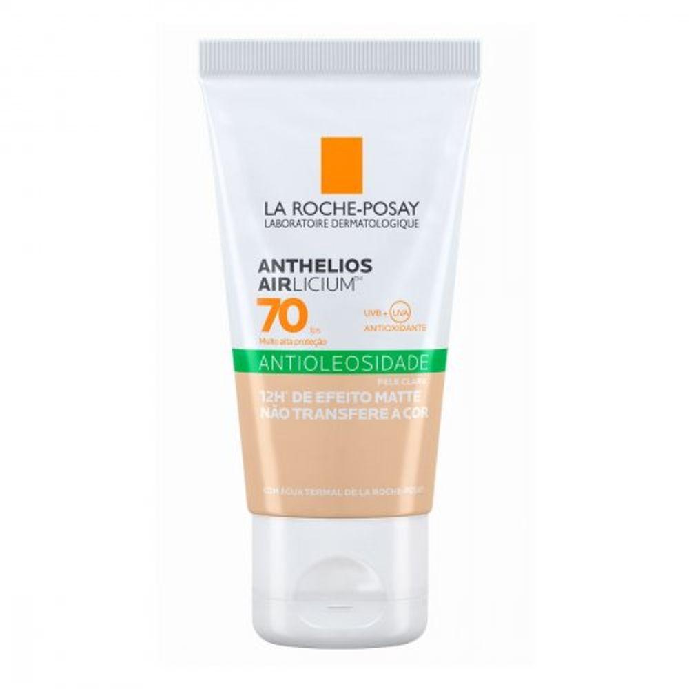 Protetor-Solar-Facial-Anthelios-Airlicium-Antioleosidade-Pele-Clara-FPS70