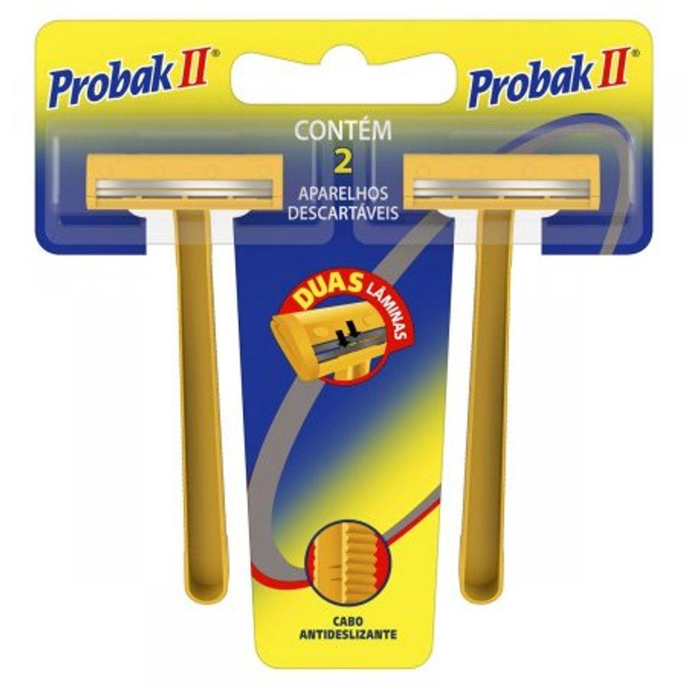 Aparelho-de-Barbear-Descartavel-Gillette-Probak-II