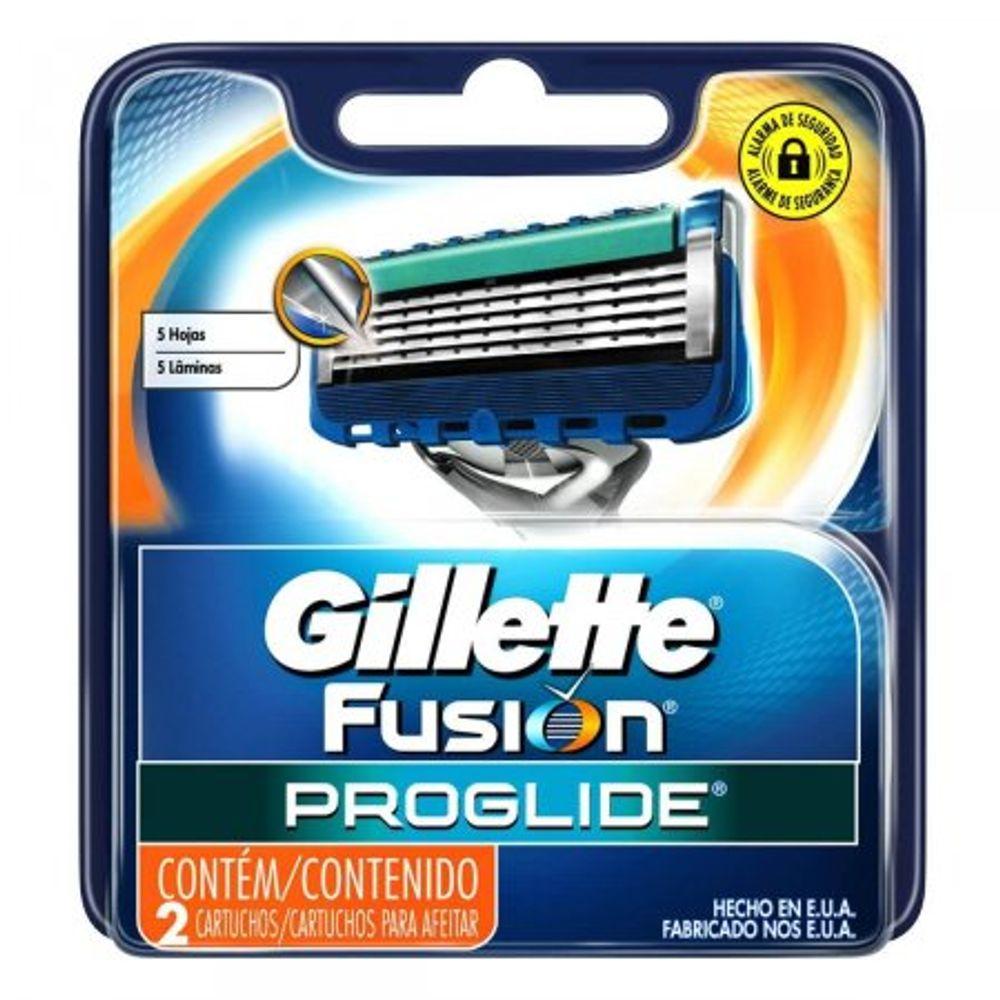 Laminas-para-Aparelho-de-Barbear-Gillette-Fusion-Proglide