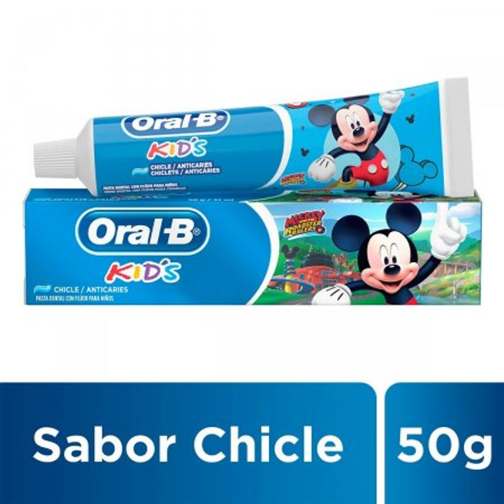 Creme-Dental-Oral-B-Kids-Mickey