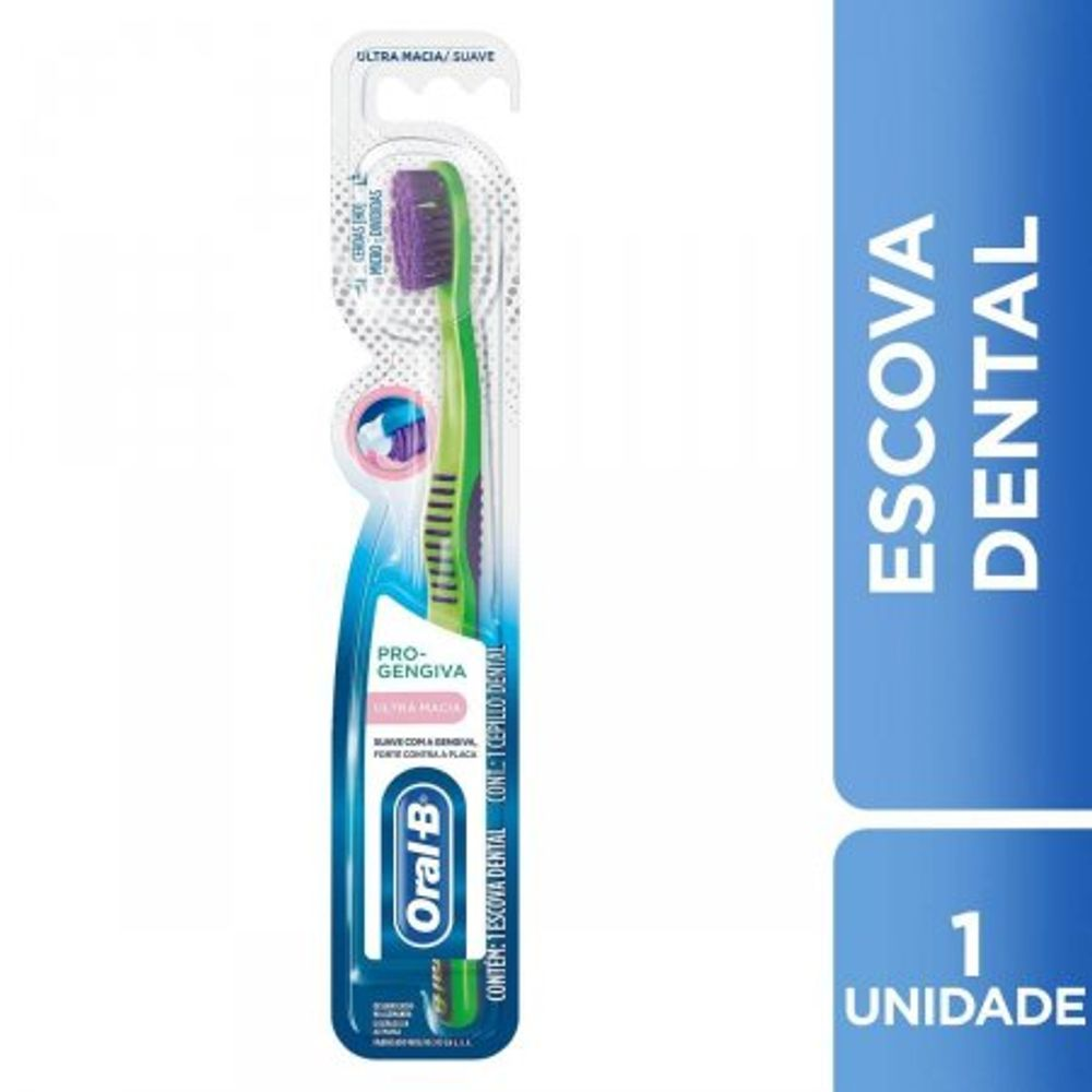 Escova-Dental-Oral-B-Pro-Gengiva