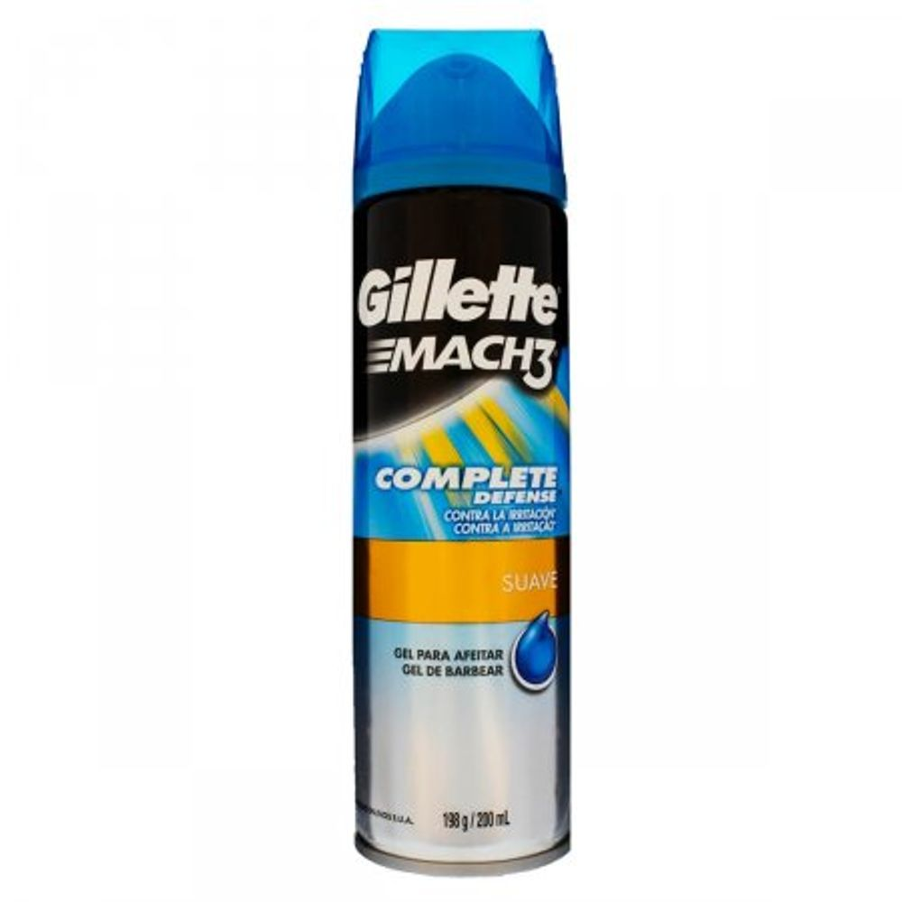Gel-para-Barbear-Refrescante-Gillette-Mach-3