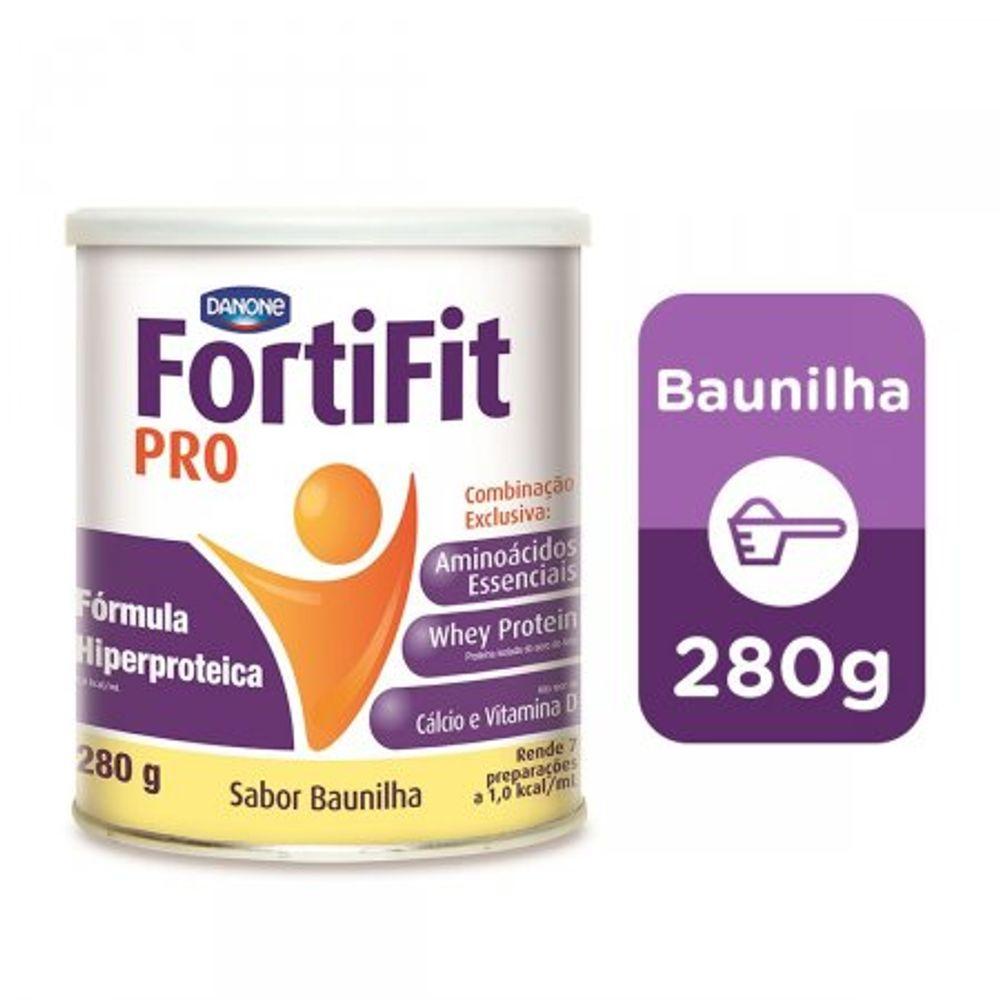 Suplemento-Nutricional-FortiFit-PRO-Sabor-Baunilha