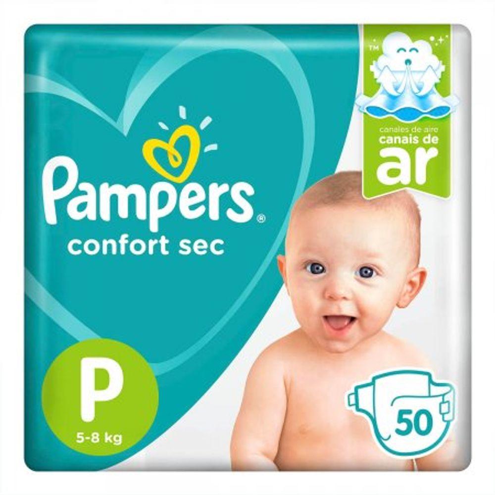 Fralda-Pampers-Confort-Sec-Tamanho-P