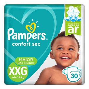 Fralda-Pampers-Confort-Sec-Tamanho-XXG
