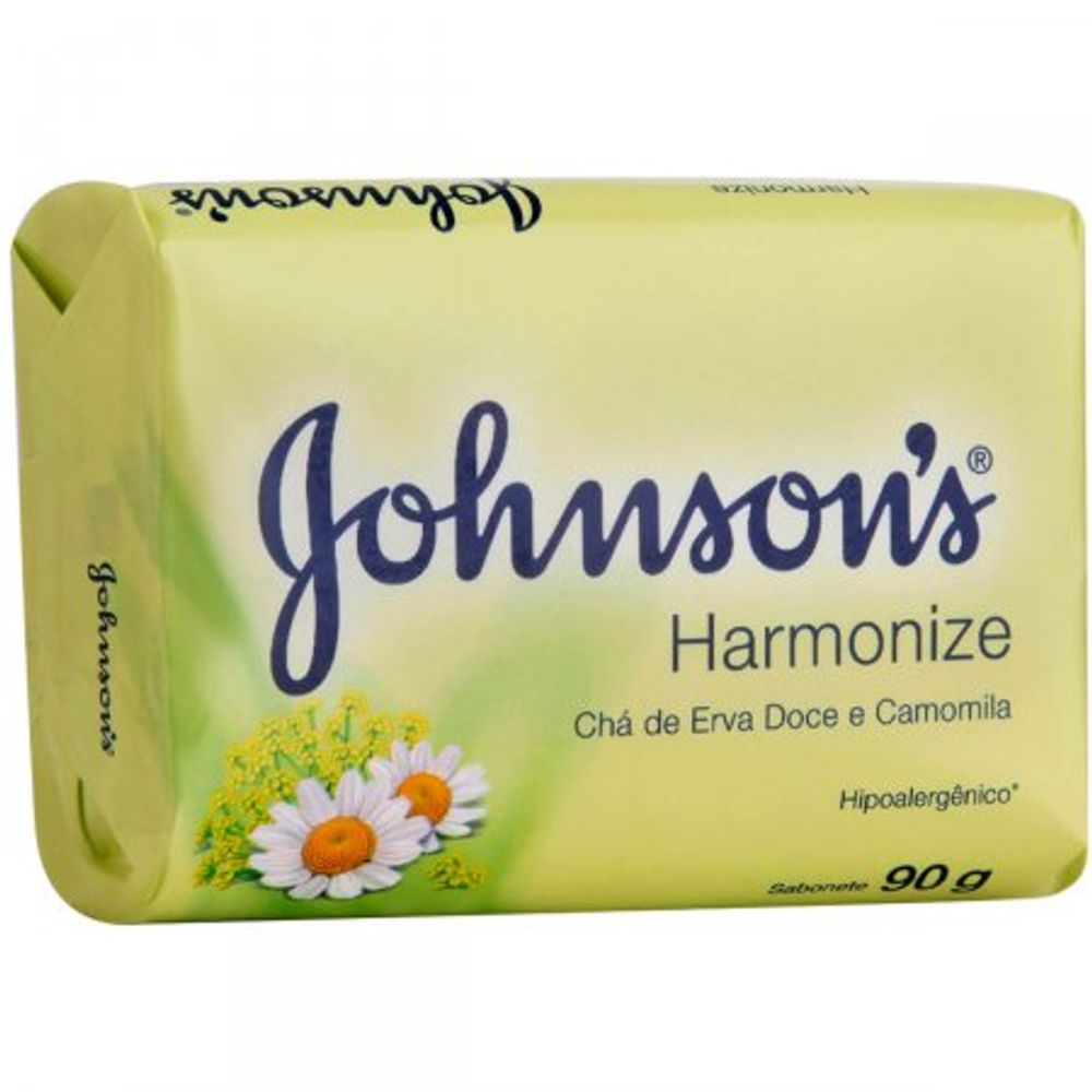 Sabonete-Johnson's-Harmonize