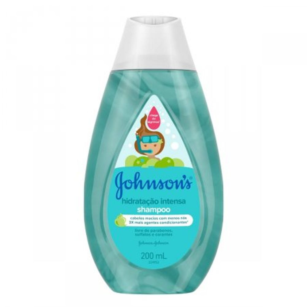 Shampoo-Johnson's-Baby-Hidratacao-Intensa