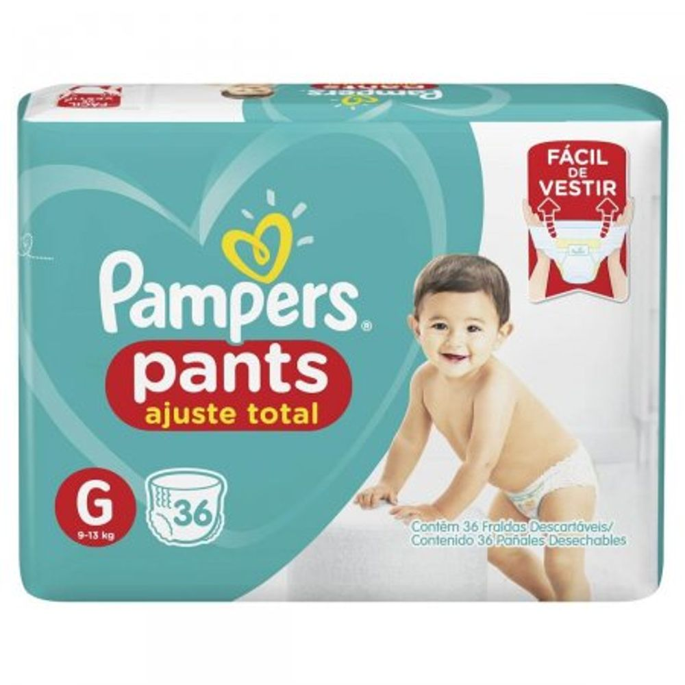 Fralda-Pampers-Pants-Ajuste-Total-Tamanho-G