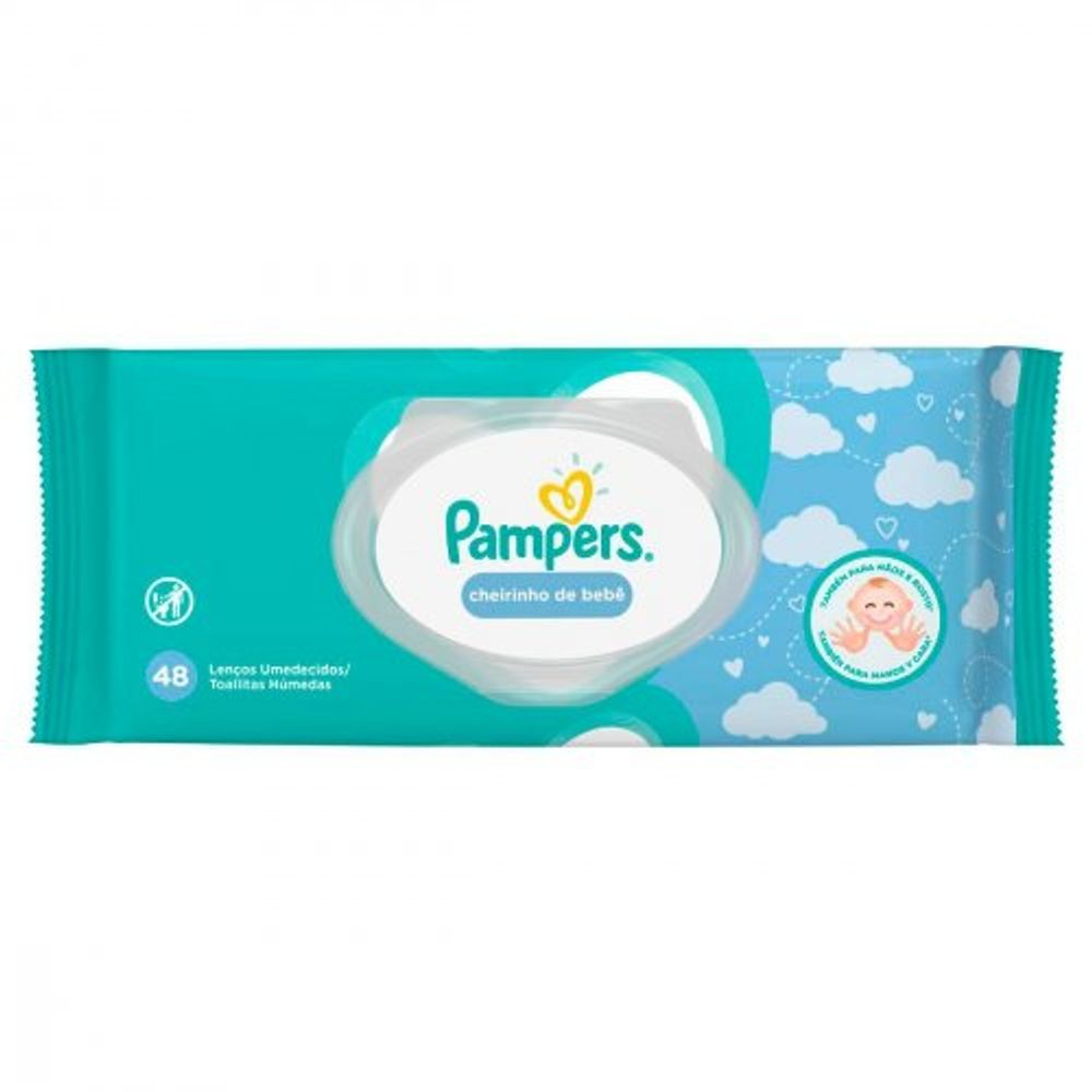 Toalhinhas-Umedecidas-Pampers-Fresh-Clean