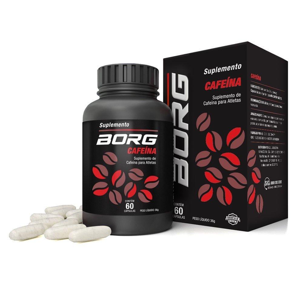 BORG-CAFEINA-60-CAPS