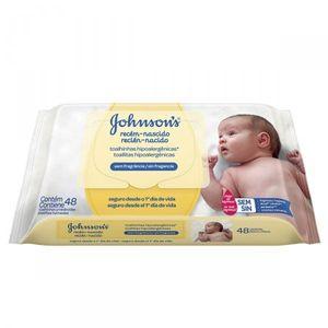 Lencos-Umedecidos-Johnson-s-Baby-Recem-Nascido-Sem-Fragrancia