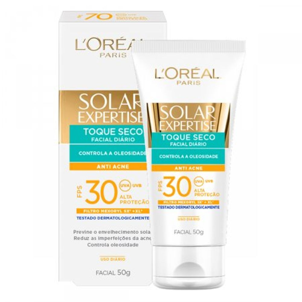 Protetor-Solar-L-oreal-Expertise-Antiacne-FPS30