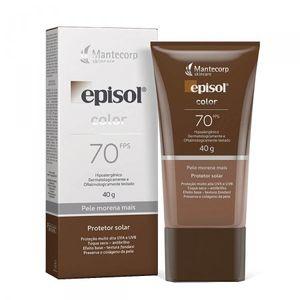 Protetor-Solar-Facial-Episol-Color-Morena-Mais-FPS70