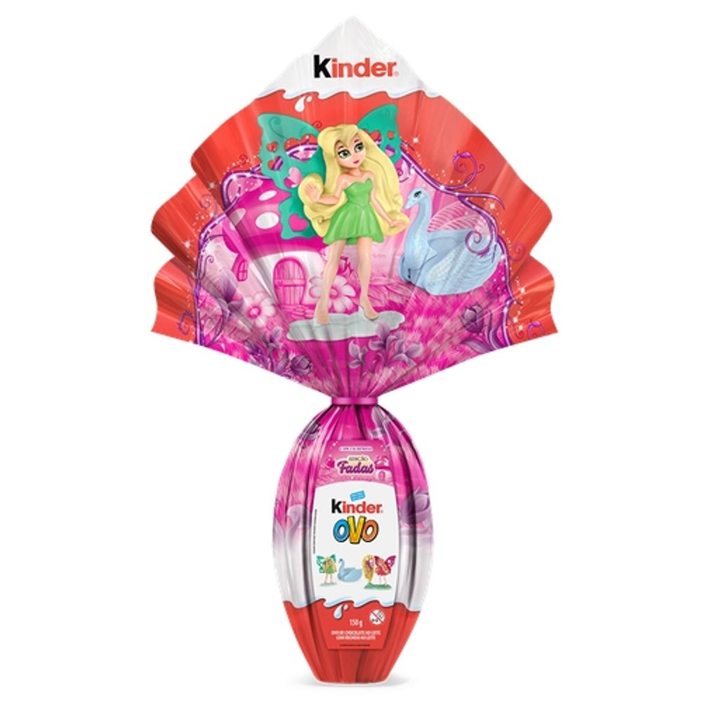 Ovo-Kinder-Maxi-Fadas-150g