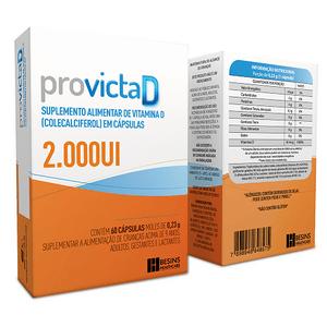 PROVICTA-D-2000UI-60CPS