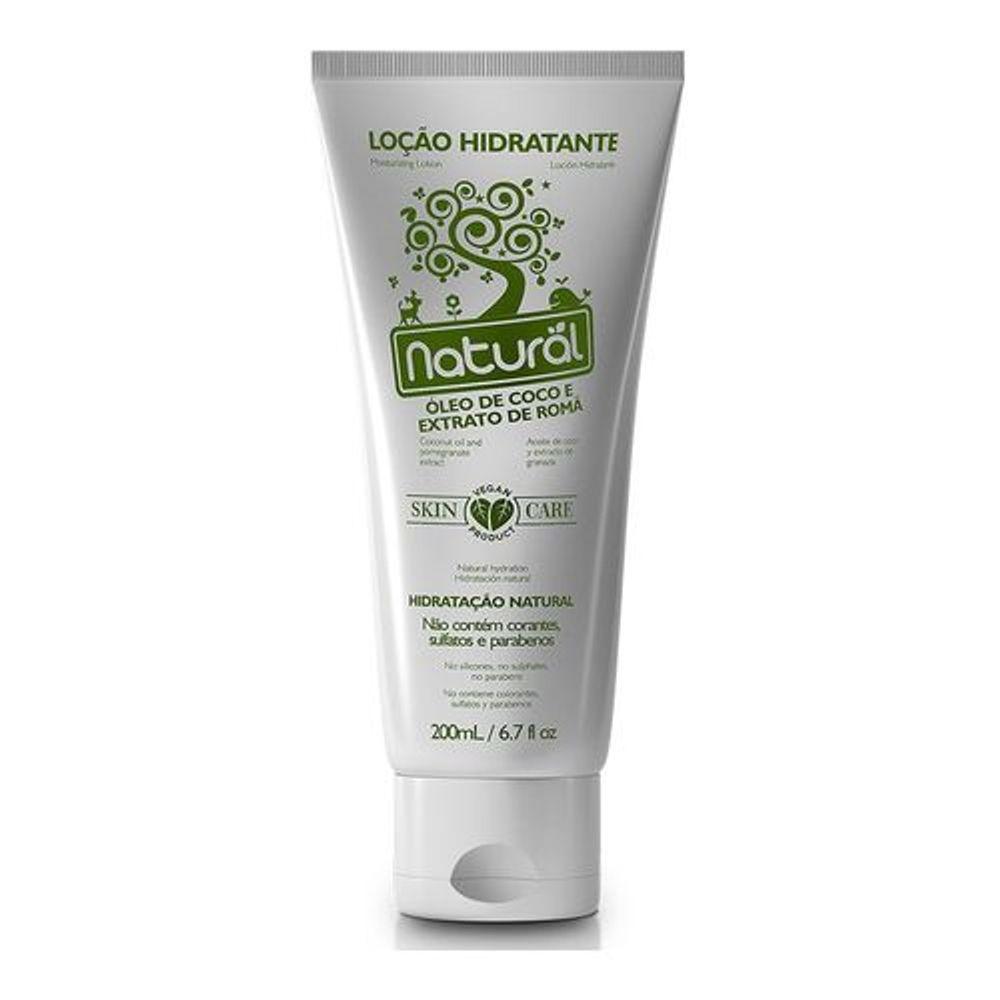 Locao-Hidratante-Natural-com-Oleo-de-Coco-e-Extrato-de-Roma-200ml
