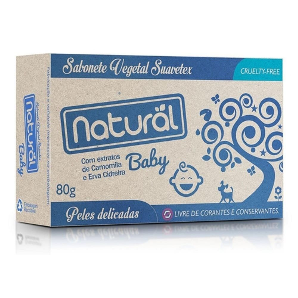 Sabonete-Natural-Baby-com-Extrato-de-Camomila-e-Erva-Cidreira-80g