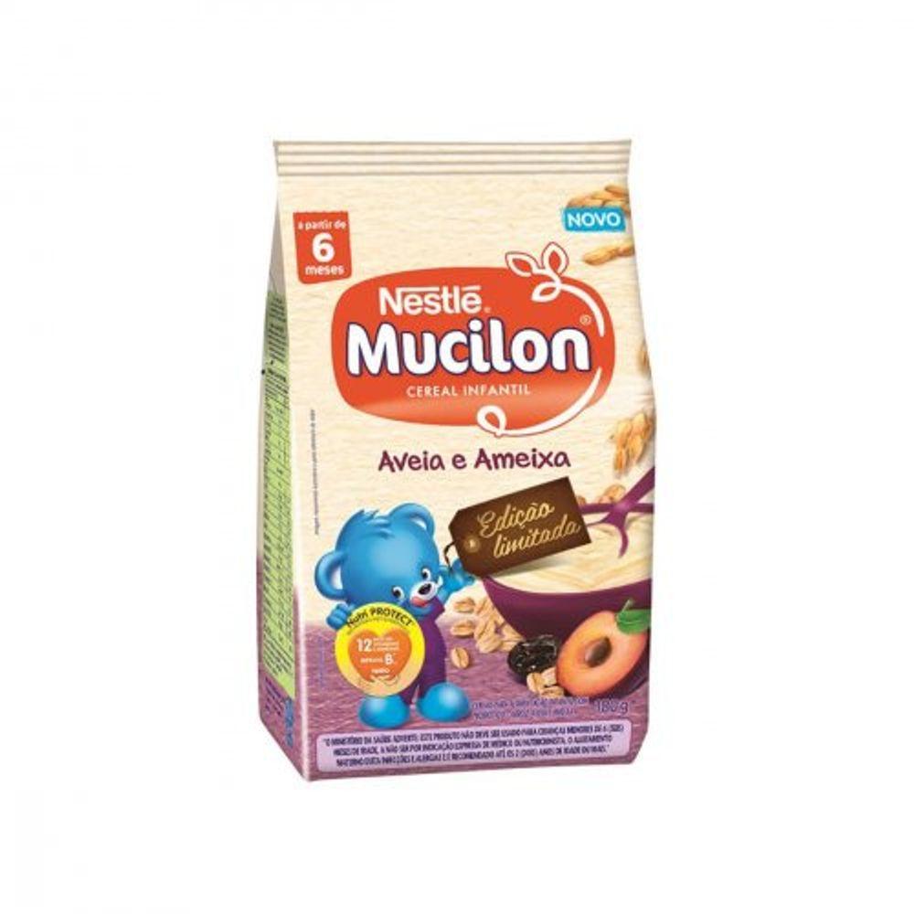 Mucilon-Ameixa-E-Aveia-180G