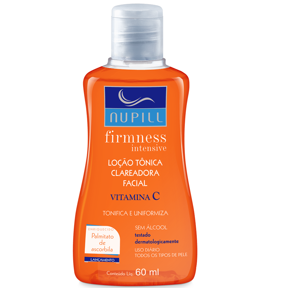 NUPILL-FIRMNESS-INTENSIVE-MINI-LOCAO-TONICA-CLAREADORA-VITAMINA-C-60ML