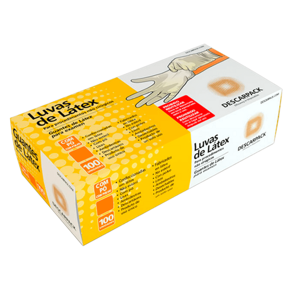 LUVA-DESCARPARCK-LATEX-P