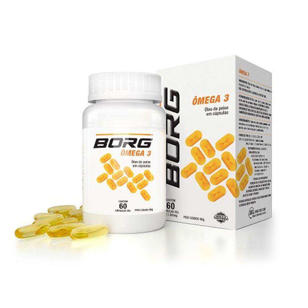 Borg-Omega-3-Com-60-Capsulas