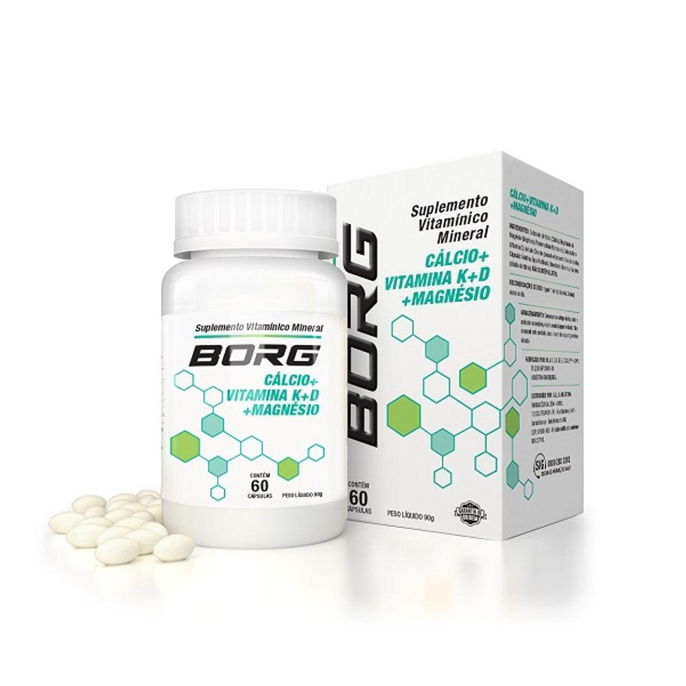 -Borg-Calcio--Vitamina-K--D--Magnesio-60-Capsulas