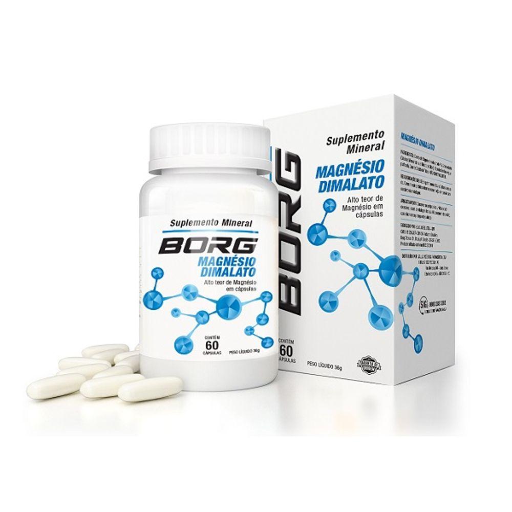 Borg-Magnesio-Dimalato-Com-60-Capsulas