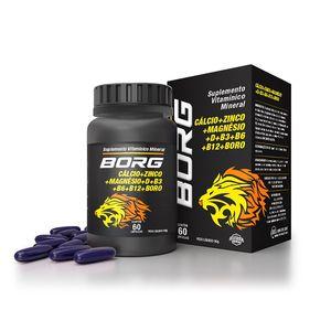Borg-Calcio-Zinco-Magnesio-Vita-D-B3-B6-B2-Boro-60-Capsulas