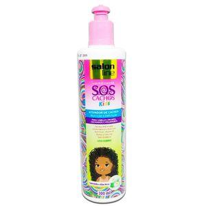 Ativador-de-Cachos-Salon-Line-SOS-Kids-300ml