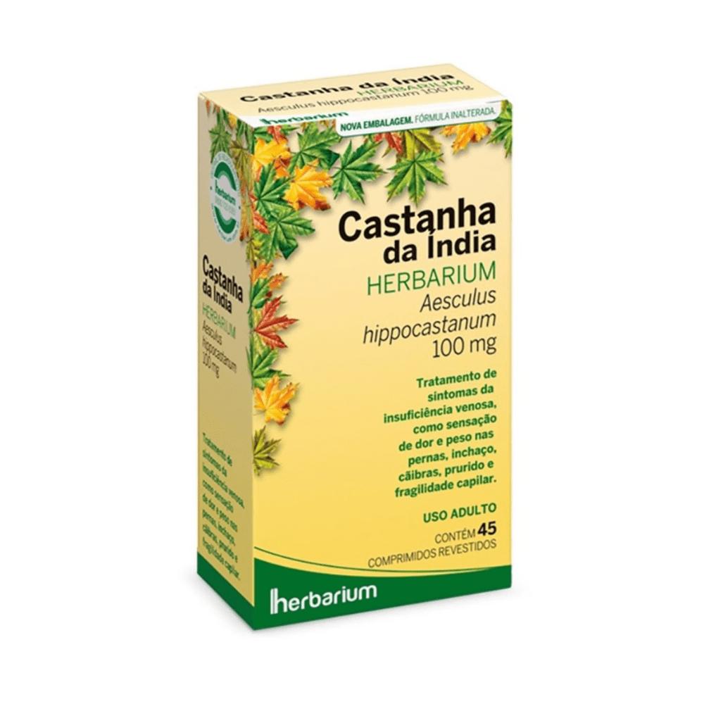 Castanha-da-India-Herbarium-100mg-com-45-comprimidos