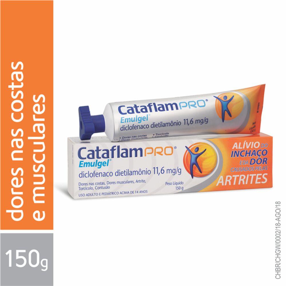 Cataflampro-Emulgel-150g