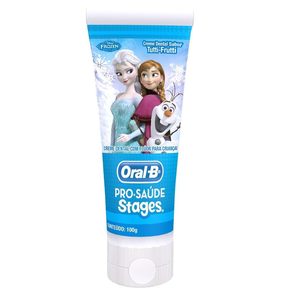Creme-Dental-Infantil-Oral-B-Stages-Frozen-100g