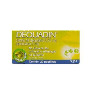 Dequadin-0-25-5mg-sabor-limao-20-pastilhas