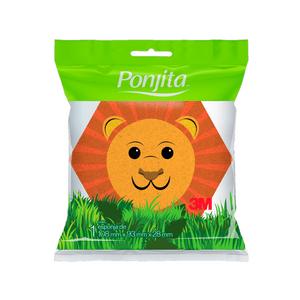 Esponja-para-Banho-Ponjita-Kids-Princesa-com-1-Unidade