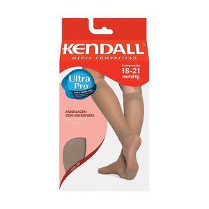 Meia-3-4-de-Compressao-Kendall-Media-compressao-tamanho-M-cor-Mel-com-ponteira