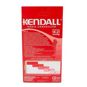 Meia-Panturrilha-3-4-Kendall-Feminina-Media-Compressao-18-21mmHg-Ponteira-Fechada-Tamanho-G-Cor-Mel