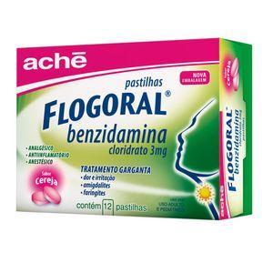 Flogoral-caixa-com-12-pastilhas-sabor-cereja