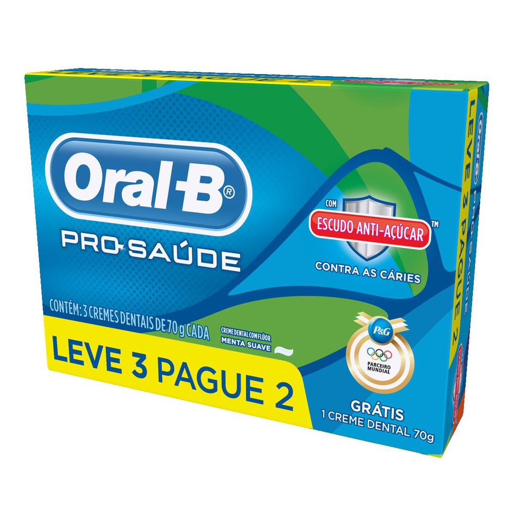 Kit-Creme-Dental-Oral-B-Escudo-Anti-Acucar-70g-Leve-3-Pague-2