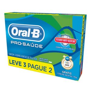 Kit-Creme-Dental-Oral-B-Escudo-Anti-Acucar-70g-Leve-3-Pague-2