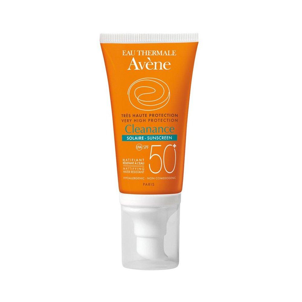 Protetor-Solar-Matificante-Cleanance-Avene-FPS-50-50ml